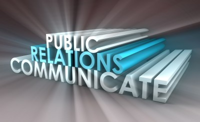 public relations en communicatie 9105398_s