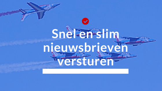 e-mailmarketing systeem